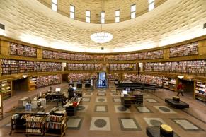 Stadtbibliothek Schweden