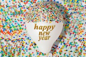 Konfettiballon-Happy-New-Years