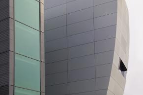 Fassade Wolfsburg