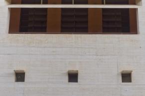Betonfassade