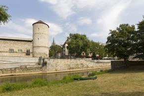 Hannover am Leineufer