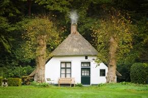 Haus am Wald