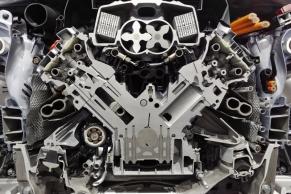 Motor Querschnitt